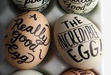 Easter / Ideas for Easter ...