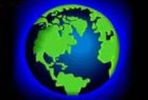 Teaching-Earth Day / Celebrate our planet on April 22!  Fantastic Earth Day  and environmental themed activities and games for all grades!   / by Late Night Coffee