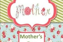Mother's Day Art Projects and Activities / GREAT art projects and activities for Mother's Day.