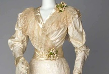 Moda s.XIX y XX: Encajes, lencería, ropa interior... / The Edwardian era or Edwardian period in the United Kingdom is the period covering the reign of King Edward VII, 1901 to 1910. The Edwardian period is sometimes extended beyond Edward's death in 1910 to include the years up to the sinking of the RMS Titanic in 1912, the start of World War I in 1914, the end of hostilities with Germany in 1918, or the signing of the Treaty of Versailles in 1919. / by Janett Diaz