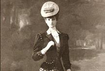 Moda victoriana & edwardiana 2 / by Janett Diaz