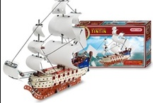 The Adventures of Tintin / by Meccano