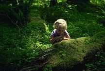 """Style-Play/Learning Spaces / When children and nature mix, something magical happens – every child deserves that Magic!""""- Marghanita Hughes"""