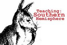 Teaching-Southern Hemisphere / Classroom ideas for all the teachers in the southern hemisphere!