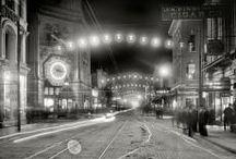 Vintage Cities / by Stephanie Jo