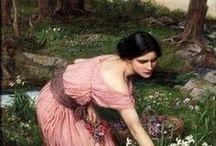 ♥ John William Waterhouse / ...