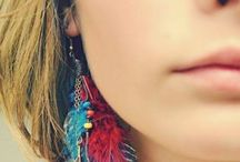 FeatHer EaRIngs & a little more / by Ramshackle Genius