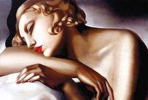 ♥ Tamara de Lempicka