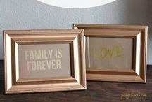 Gold / Gold home decor! / by Ally Niemiec
