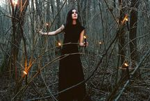 photoshoot | the witching hour