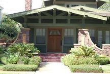 Style-American Craftsman / Arts and Crafts, Prairie Style, American Craftsman