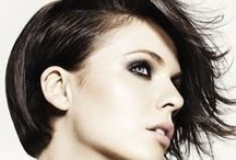 Short hairstyles / Short Hairstyles: All haircuts that are chin length or shorter. This includes short bob haircuts, very short hairstyles and pixies.