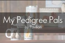 My Pedigree Pals by Pavilion / Dean Kendrick has gained world wide approval and following for his animal based studies. My Pedigree Pals is a collection of gifts for animal lovers: stylized sculptures, fun magnets, whimsical artwork, and delightful mugs. They capture the adoring expressions and unique personalities of our loving pets. This line is the perfect addition to any home, or as a loyal desk side companion.
