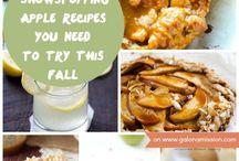 Apple-Peach- Pear Recipes