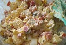 Salade de pommes de terre / Salade de pommes de terre