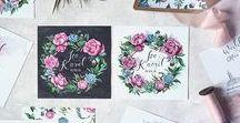 Wedding invitations / Wedding stationery, inspiration and diy