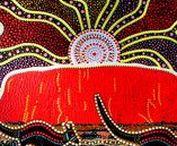 Aussie: aboriginal art