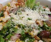 Σαλάτα του Καίσαρα (Caesar salad) / Σαλάτα του Καίσαρα (Caesar salad)