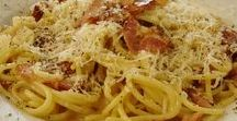 Real Spaghetti Carbonara από τον Chef Alexios Nikoloutsopoulos. / Real Spaghetti Carbonara από τον Chef Alexios Nikoloutsopoulos.