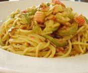 Spaghetti with crab | Σπαγγέτι με ψίχα καβουριού  Chef Alexios Nikoloutsopoulos