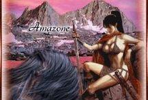 amazone / femme guerrière