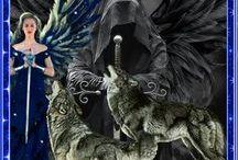 gothique / ange