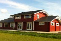 Houten Clubhuizen Finnhouse