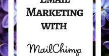 Email Marketing with MailChimp / Step-by-step email marketing for beginners | target audience | who is your avatar? | cheat-sheet | lead magnet | niche mini-course