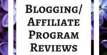 "Blogging/Affiliate Program Reviews / Not all affiliate ""university"" programs are the same. My experiences with #Wealthy Affiliate #AWOL #Affilorama #Clickbank University #Jaaxy keyword tool #SixFigureMentors #PinterestNinja"