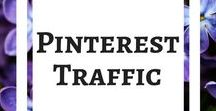 Pinterest Traffic / Leverage the power of the third largest search engine! Pinterest Traffic tips, how to use Pinterest, Pinterest for Business, Pinterest tips, Pinterest Group Boards, Pinterest Pins