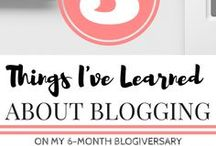 Blog Beautifully / Blogs to love and tips to share