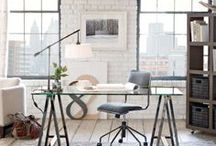 Home Offices / Practical and inspiring home office spaces.