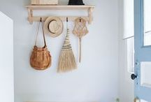 Entryways & Mudrooms / Big or small but always functional entryways and mudrooms.