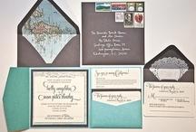 Faire-part Vintage Mariage / Faire-part vintage Retro mariage Vintage Wedding Invitation