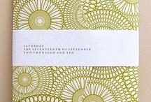Faire-part Design Mariage / Faire-part mariage Design original design graphique moderne mariage