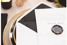 Faire-part Chic Mariage / Faire-part mariage classique chic mariage