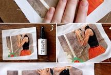 DIY Ideas and inspiration / by Sande Elkins
