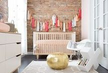 Kids Rooms / Kids rooms that are easy but stylish.