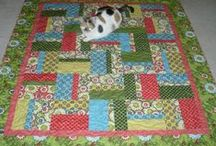 Quilts Quilting / by Alicia Flint {Allie and Co Children's Designs}