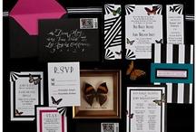 Faire-part Papillon Mariage / Faire-part mariage papillon