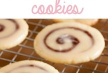 Cookie Recipes and Fun Food Ideas. / Fun to bake / by Sandra Reznick