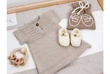 °* Tricot & crochet * Layette *°