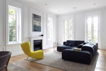 Furniture for my Ideal Living Space / by Kunle T Campbell
