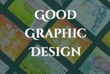 Good Graphic Design / Graphics | Art | Creativity | Ideas | Inspiration / by Lim Chee Chiaw