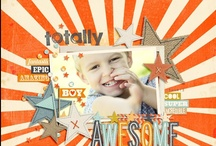Scrapbook Ideas / by Becky Foster-Cowley