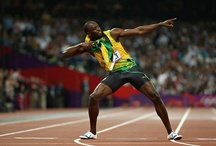 London 2012 Olympics / by Kunle T Campbell