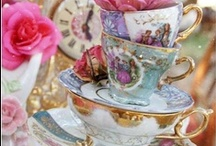 Time for a Tea Party!  / by Elle Reid