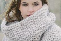 °* Tricot & crochet * pour l'hiver *°