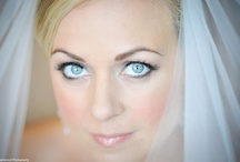 {I Do} Hair & Makeup / Bridal hair & makeup designs to inspire your wedding palette.