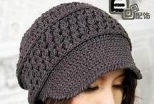 Crochet for your Head / by Brittney Josoff